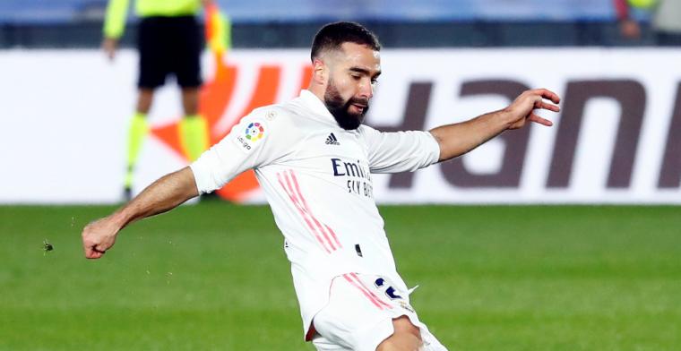 'Real Madrid op het tandvlees: mogelijk maar één back over voor Chelsea-return'