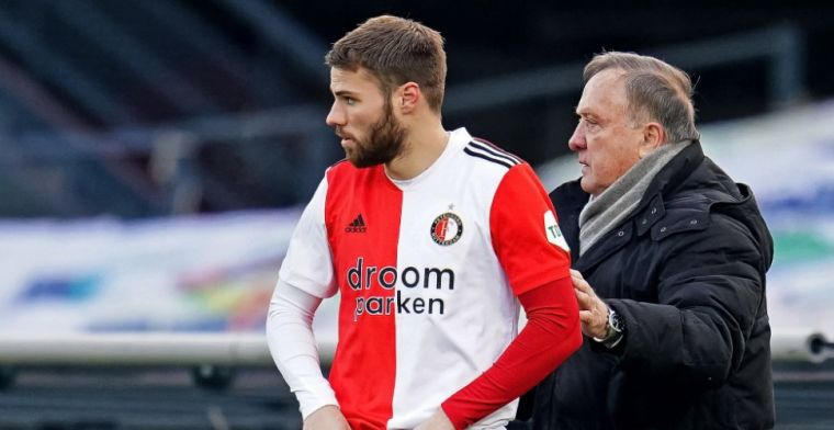 VI: Nieuwkoop zwaait Feyenoord uit en verrast met nieuwe club in België