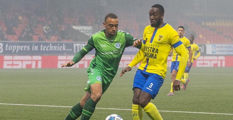 Cambuur houdt woord tegen De Graafschap, Almere hoopt nog door zege op Jong Ajax