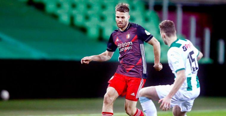 Nieuwkoop laat Feyenoord na tien jaar achter zich en vertrekt naar België