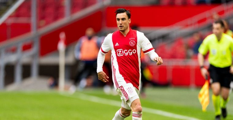 Internazionale legt bod neer bij Ajax