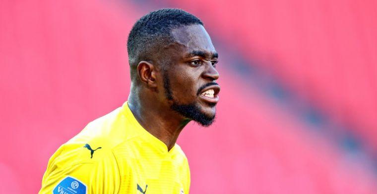 Mvogo dekt zich in: 'Wil geen excuses aandragen, maar werd niet lekker ingespeeld'
