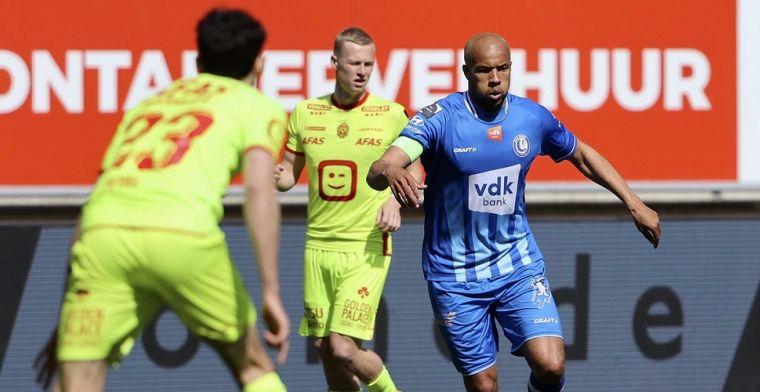 LIVE: KAA Gent zoekt naar derde doelpunt, Tissoudali mist grote kans