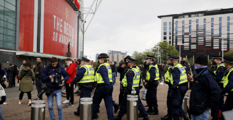 Update: De kraker tussen Manchester United en Liverpool is uitgesteld