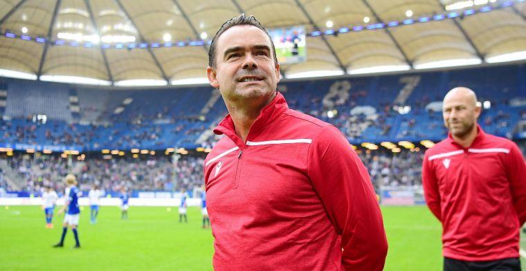 Overmars: 'Dat druppelt door naar de clubs eronder, zoals AZ of FC Groningen'