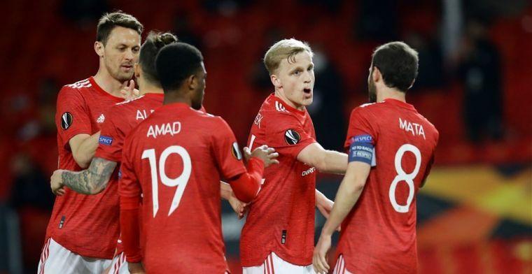 The Sun: Ajax wil Van de Beek terug, maar United slaat alle voorstellen af