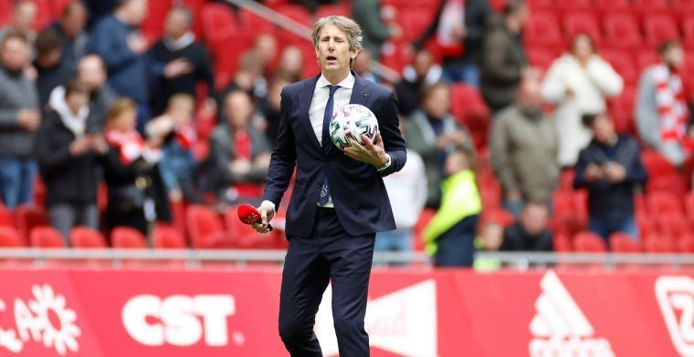 Van der Sar gevraagd naar interesse: 'Kan dit alleen bij Ajax of United doen'