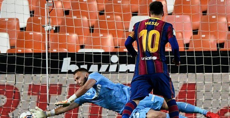 Valencia kan Barça niet tegenhouden: allesbepalend La Liga-weekend op komst