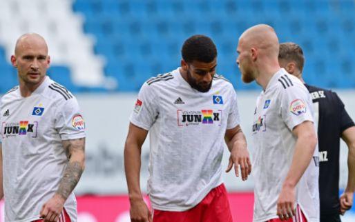 Afbeelding: Paniek bij HSV, club dreigt opnieuw promotie mis te lopen en ontslaat trainer
