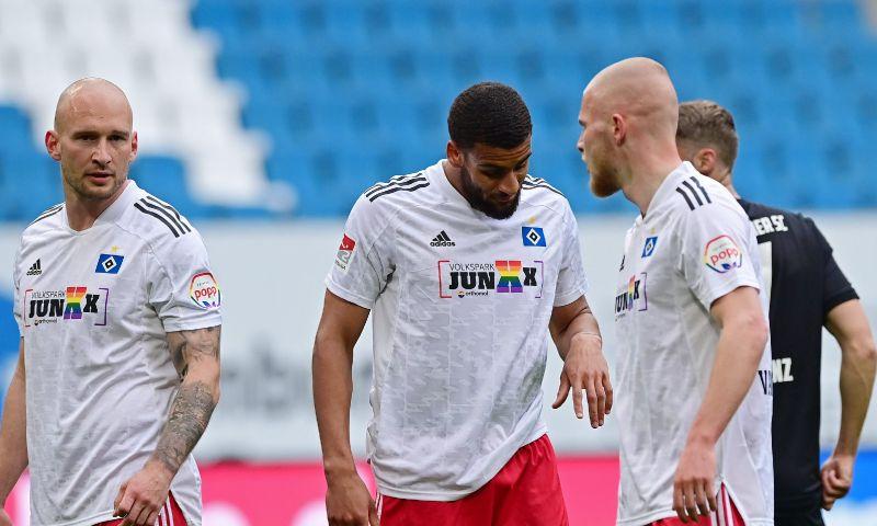 Afbeelding: OFFICIEEL: Paniek bij HSV, club ontslaat trainer en dreigt promotie mis te lopen