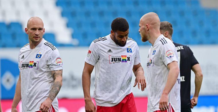 OFFICIEEL: Paniek bij HSV, club ontslaat trainer en dreigt promotie mis te lopen