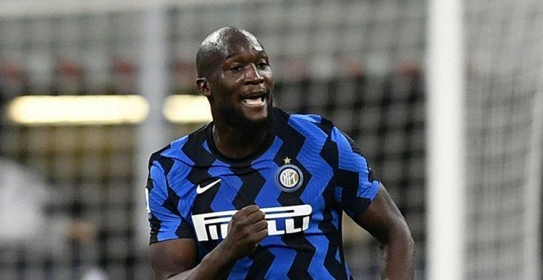 Man City en Chelsea tonen interesse, Lukaku laat zich uit over toekomst bij Inter
