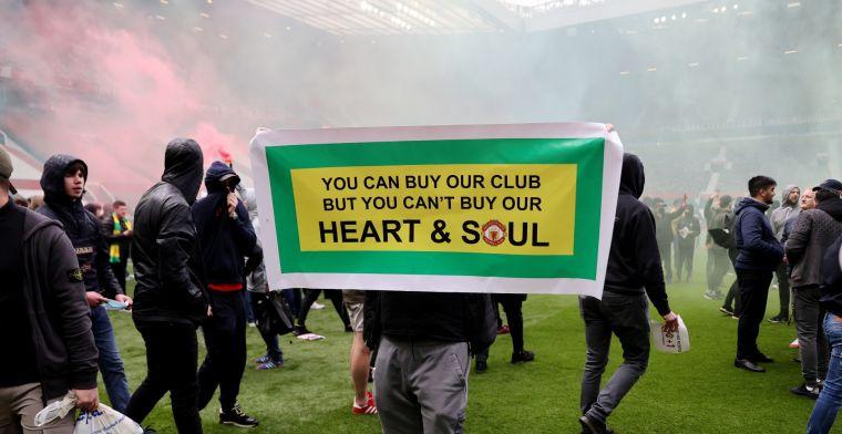 Begrip en steun voor actie United-fans: 'Zijn bloedserieus, is nog maar het begin'