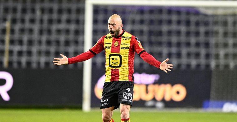 UPDATE: 'KV Mechelen haalt opgelucht adem, schade Defour lijkt mee te vallen'