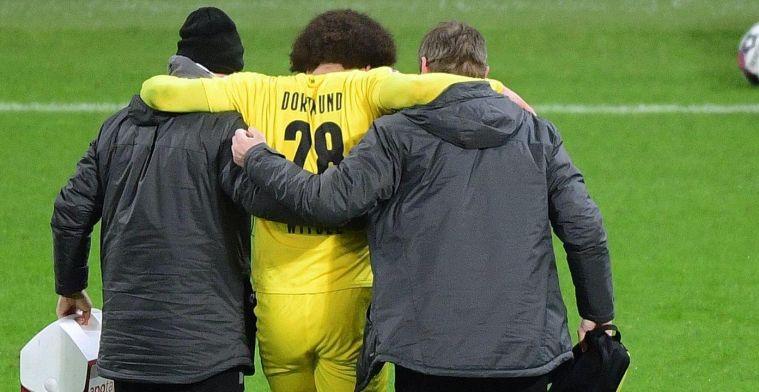 Na Eden Hazard probeert Maesschalck Witsel weer te laten voetballen