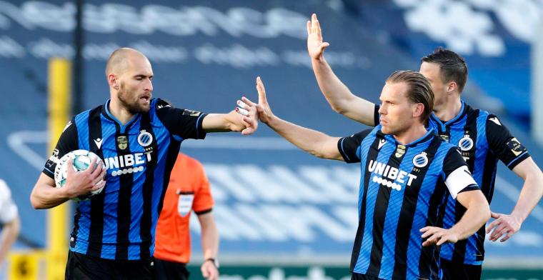 Club Brugge breekt records tegen Anderlecht: 225e goal, veertiende keer op rij