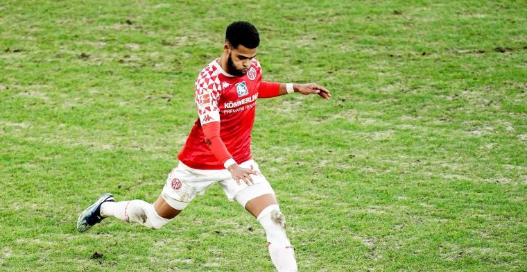'St. Juste wil na twee seizoenen weg bij Mainz, interesse van meerdere clubs'