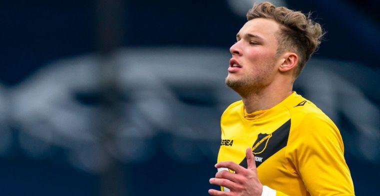Van Hooijdonk kondigde goal 's ochtends al aan: 'Hij zei: je kunt het proberen'