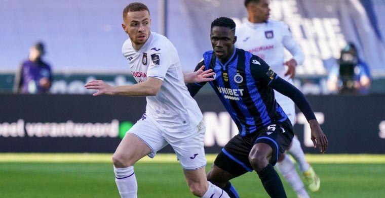 Clement geeft meer uitleg bij keuze voor Kossounou: 'Om Anderlecht op te vangen'