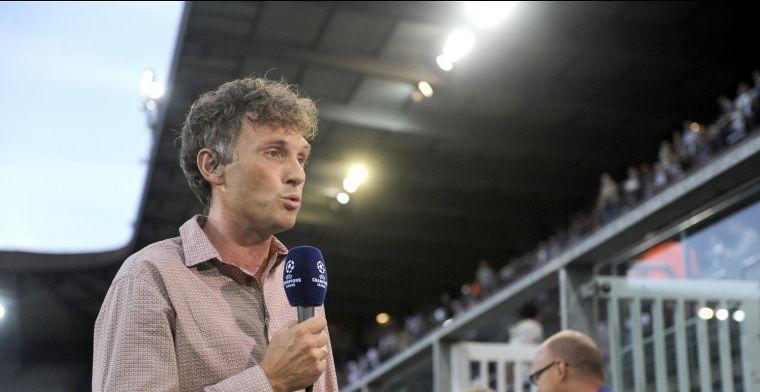 """Vandenbempt duidelijk: """"Club Brugge raakt niet op toerental"""""""