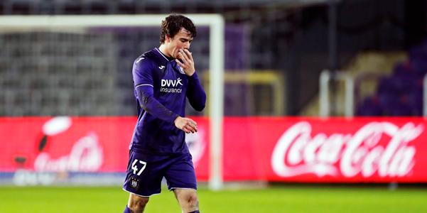 'Jonge verdediger van Anderlecht moet opnieuw in quarantaine'