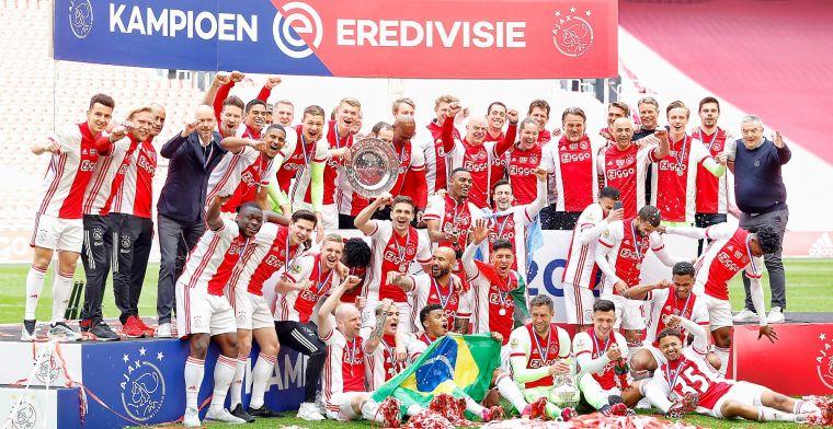 'Toornstra lijkt Klassieker bewust te missen, bij Ajax dient zich grootheid aan'