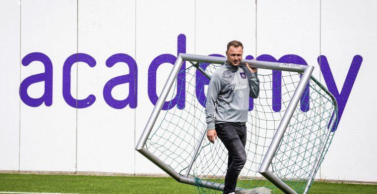 Veldman over transfer naar Anderlecht:Ongelooflijk veel zin om eraan te beginnen