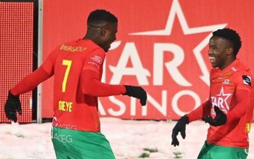 """Afbeelding: Rangers verwelkomt Sakala van KV Oostende: """"Hij kon naar veel clubs trekken"""""""