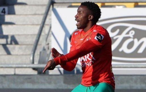 """Afbeelding: Sakala (KVO) over transfer: """"Ik weet wat de club en fans van mij verwachten"""""""