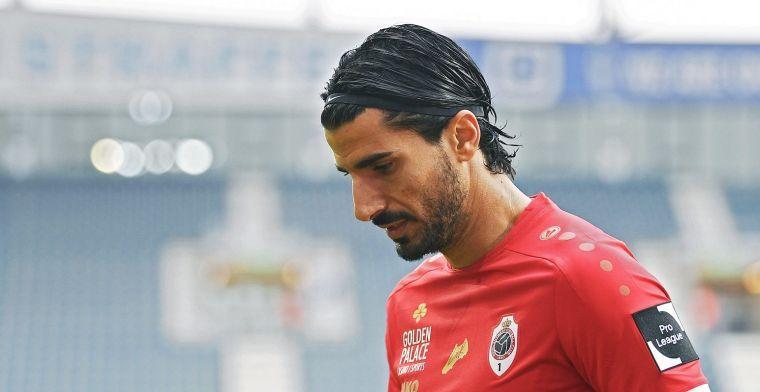 UPDATE: 'Refaelov traint niet meer mee met Antwerp'