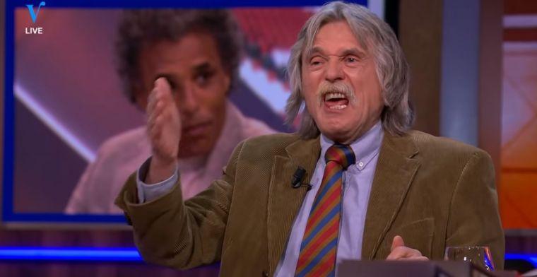 Snoeiharde uithaal Derksen: 'Nare, rancuneuze, irritante, achterbakse klootzak'