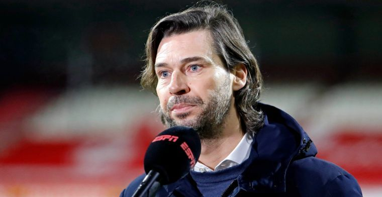 Technisch manager De Jong verlengt contract definitief: 'Hij verricht goed werk'