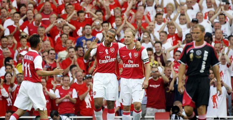 Henry licht Arsenal-plannen toe: 'Dan had je Super League-standpunt niet gezien'