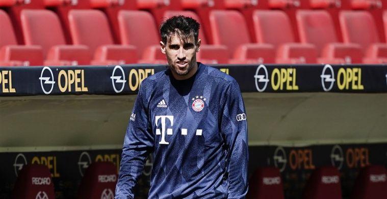Einde van tijdperk: Spaans clubicoon (32) gaat Bayern na dit seizoen verlaten
