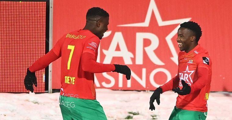 """Rangers verwelkomt Sakala van KV Oostende: """"Hij kon naar veel clubs trekken"""""""