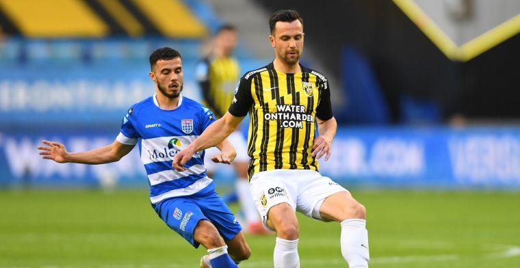 Vitesse-exit in de maak: 'Ik ben transfervrij, heb geen aanbieding ontvangen'