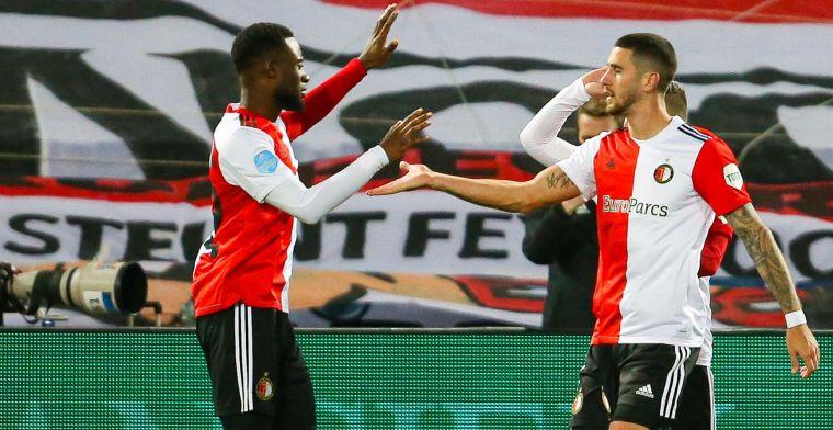 Voetbal International: Feyenoord probeert contracten tevergeefs te verlengen