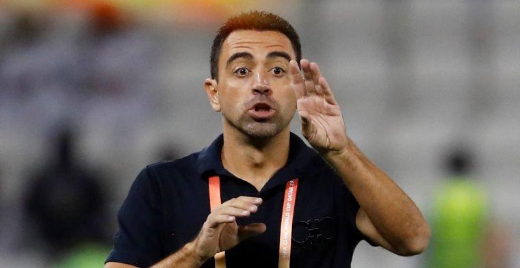 'Xavi staat voor terugkeer naar Barcelona, Koeman hoeft niet te vrezen'