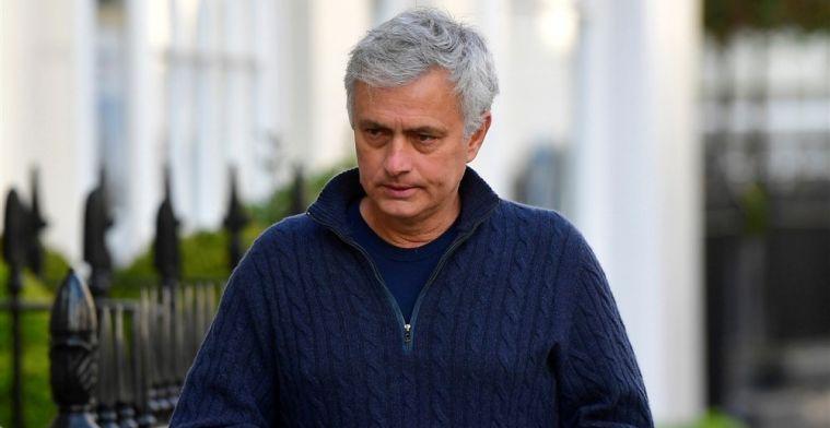 'Tottenham vult Roma-salaris van Mourinho aan en telt miljoenen neer'