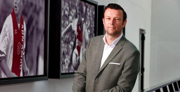 Ajax-directeur Geelen: 'Hier wordt gedacht: 'Oei, Ajax wordt wel heel erg rijk''