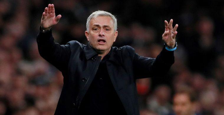 OFFICIEEL: AS Roma slaat razendsnel toe en presenteert Mourinho