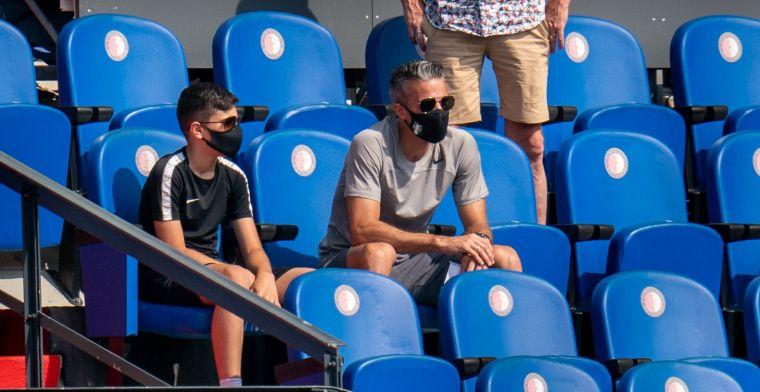 OFFICIEEL: Van Persie keert terug bij Feyenoord, ook taak bij de A-ploeg