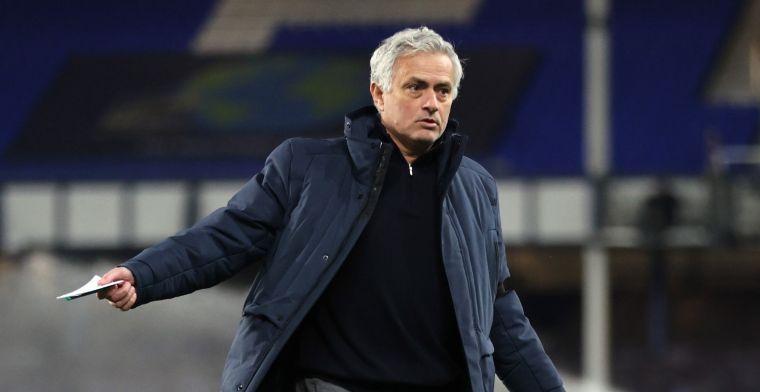 Hilariteit om Mourinho-nieuws: 'Door hem weg bij United, spelen nu wéér onder hem'