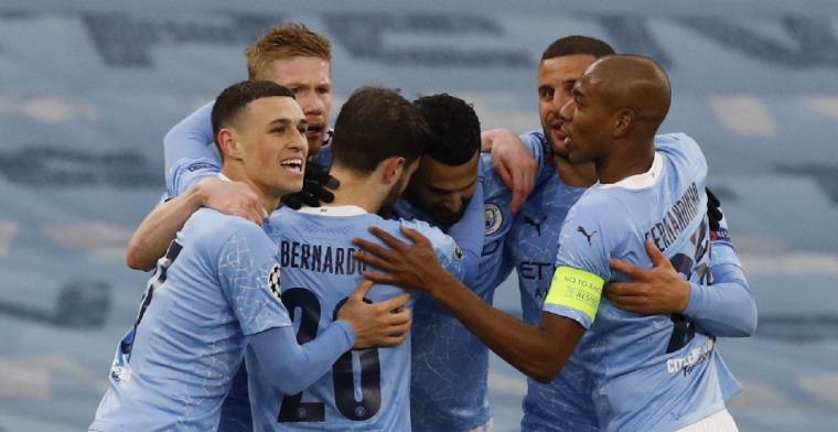 Man City legt gefrustreerd PSG op pijnbank en gaat voor het eerst naar de finale