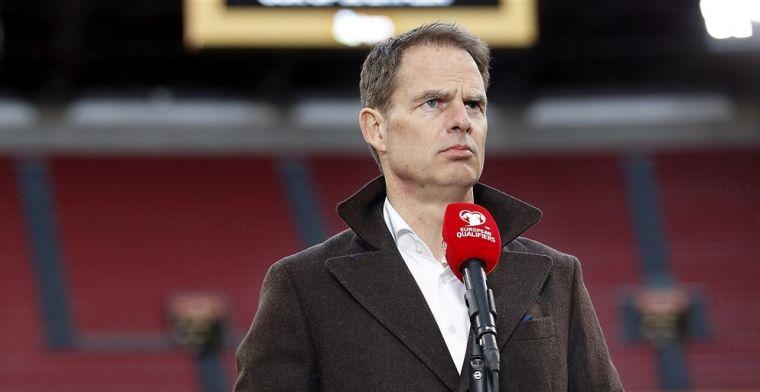 De Boer steunt 'kandidatuur' van De Ligt: 'Bij Ajax was hij dat ook al'