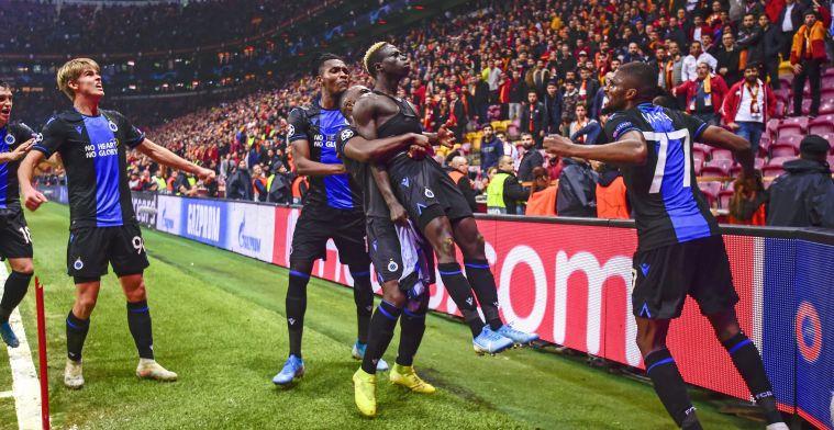 Club en KRC Genk pakten de jackpot in de Champions League van vorig seizoen