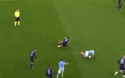 Kuipers is zeer genadig na snoeiharde zaag van PSG-verdediger Kimpembe
