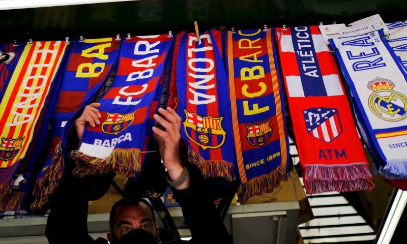 Afbeelding: 'Twee jaar Europese uitsluiting dreigt voor vier vasthoudende Super League-clubs'