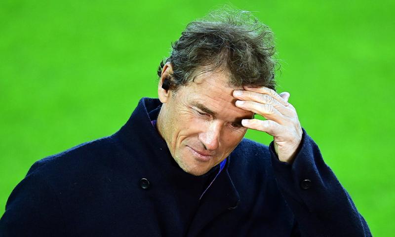 Afbeelding: Lehmann ontslagen door Hertha na racismerel: 'Ongelukkig omschreven'