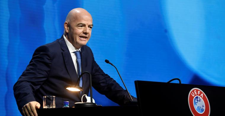 FIFA-baas verrast en denkt aan salaris- en transferhervormingen